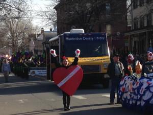 Parade Hearts