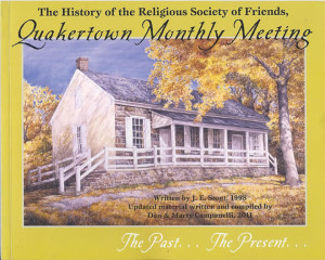 Quaker Meeting history book